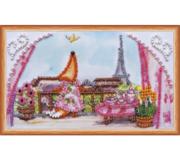 Набор для вышивки бисером Календарь Лисы