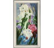 Набор для вышивки бисером Вальс цветов 1