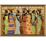 Набор для вышивки бисером Африканские красавицы