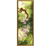 Набор для вышивки бисером Цветущая сакура