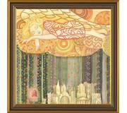 Набор для вышивки бисером Цветные сны