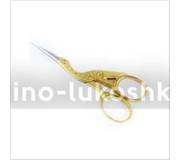 Ножницы для вышивки Цапельки (Аист) с позолотой DMC Франция