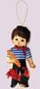 Игрушка из фетра Кукла. Франция-М